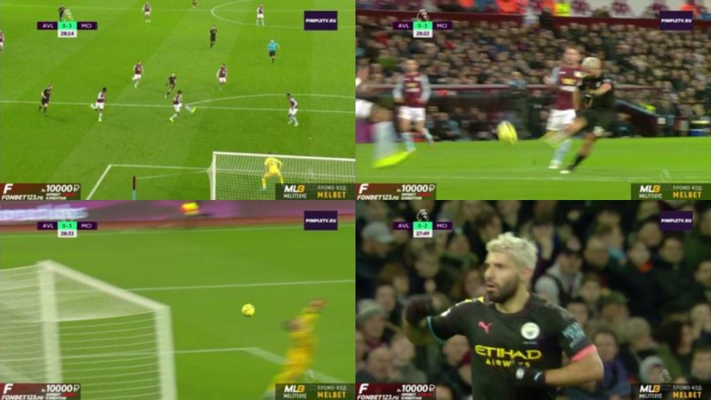 Vidéo. Premier League : doublé de Riyad Mahrez face à Aston Villa