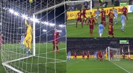 Papera di Pau Lopez. Futbol2