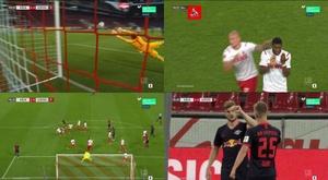 De golazos fue el Köln-RB Leipzig. Movistar+