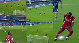 La nouvelle boulette de Kepa en Premier League. DAZN