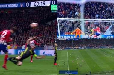 Dos goles a sus 'ex', dos goles anulados. Movistar+