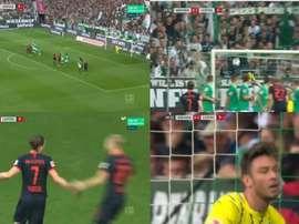 Vio la posibilidad y marcó uno de los goles de la jornada. Movistar+