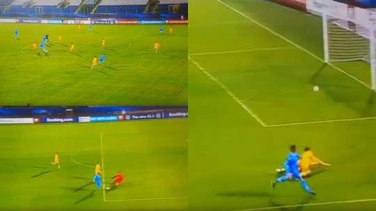 Berardi, nuevo héroe nacional de San Marino. UEFATV