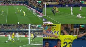 Moi marcó en boca de gol el 2-1. Movistar+