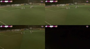 The lights went out on Malta. ChallengeLeague