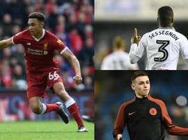 Ils sont jeunes et frappent aux portes du succès. AFP/FulhamFC