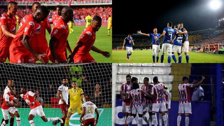 El Torneo Apertura de Colombia llega a su fin. BeSoccer