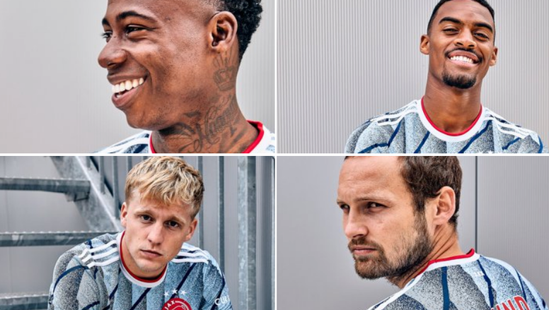 Así será la nueva camiseta del Ajax. AFCAjax