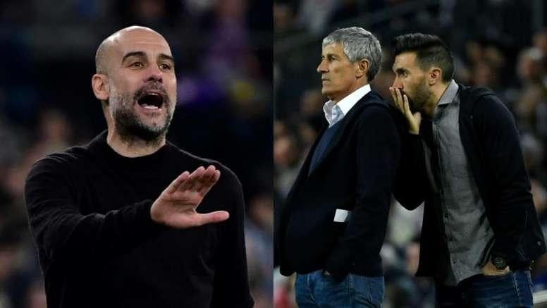 La vuelta de Guardiola un viejo deseo del Barça. AFP/Archivo