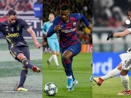 Il Barça continua a sognare Pjanic. EFE