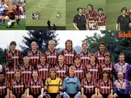 El Eintracht de la 1991-92 ya es historia en Alemania.