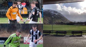 Curiosa medida la tomada por el Fort William. FortWilliamFC/ABrightSidePhotography