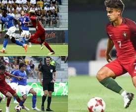 Joao Filipe, Francisco Trincao y Moise Kean, los nombres más destacados. BeSoccer