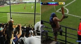 Esas cosas sólo pasan en Argentina. Twitter
