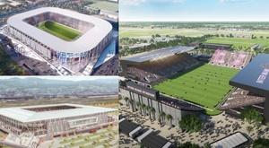 Grandes estádios surgirão em 2020. PSNews/SCFreiburg/InterMiami
