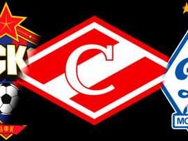Hay CSKA en Sofía, Dinamo en Bucarest... BeSoccer
