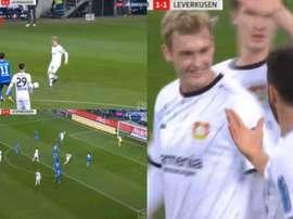 El fútbol a veces es sencillo, o es que hay cracks que hacen que lo parezca. EuroSport