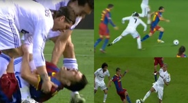 The VAR would have helped referees a lot in the past in 'Clasicos'. Capturas