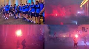 Zenit garantiu sua sexta conquista do Campeonato Russo e segunda consecutiva. FCZenit_EN