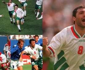 Bulgaria enamoró en el Mundial de Estados Unidos.