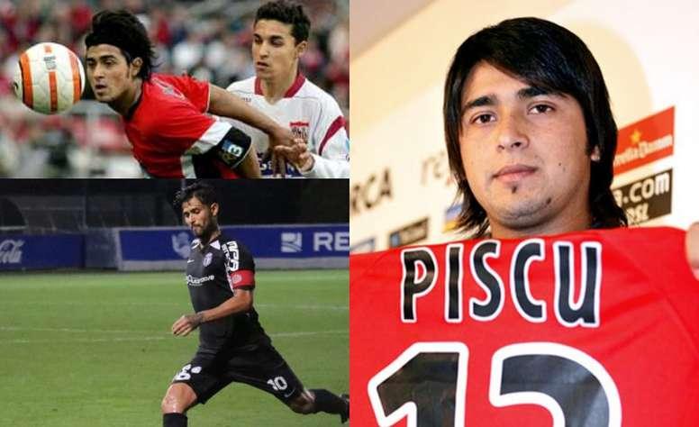 Pisculichi fue el último que logró derrotar al Real Madrid en Mallorca. EFE/BurgosCF
