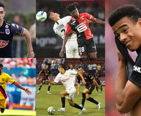 Les cracks du futur. AFP/FCBarcelona/SevillaFC/SCOAngers