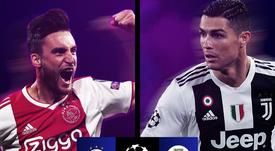 Ajax - Juventus : la magie hollandaise face à Cristiano. @ChampionsLeague