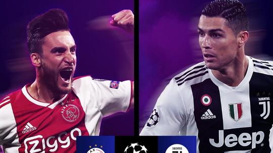 Ajax-Juventus: a magia holandesa contra Cristiano. @ChampionsLeague