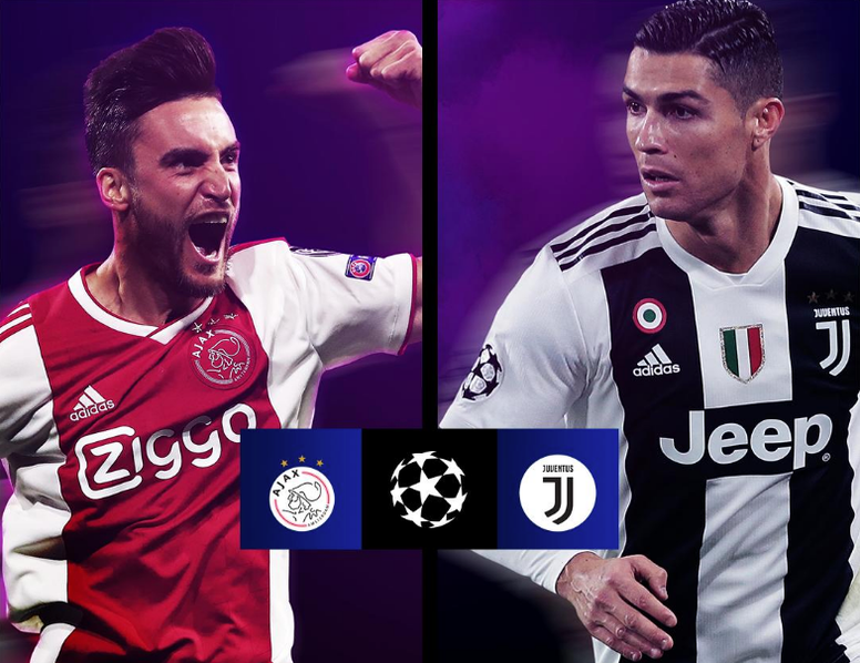 Ajax-Juve. Goal