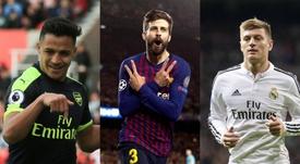 ¿Cuánto ganan a la semana los jugadores mejor pagados? AFP/EFE