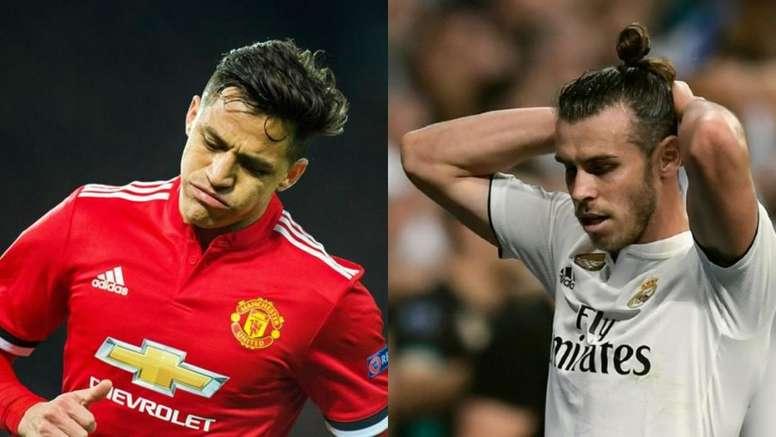 Un échange Alexis - Bale ? AFP