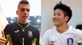 Lunin y Kang-in Lee, los mejores del Mundial Sub 20. FIFA/KFA