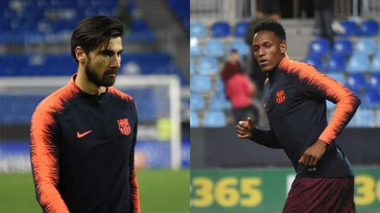 The pair joined Everton from Barcelona this summer. BeSoccer