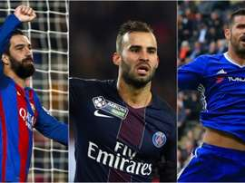 Arda, Jese and Costa need a new team. BeSoccer