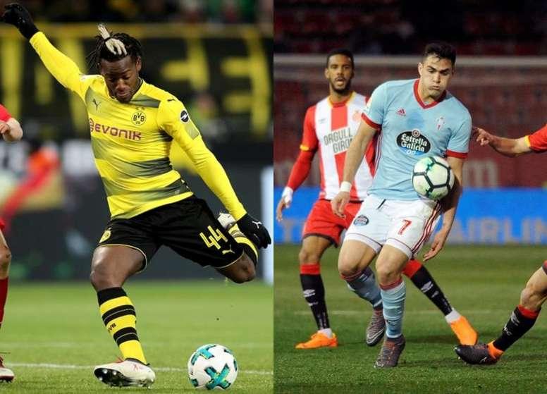 Ambos delanteros son prioridades del Sevilla. BeSoccer/EFE