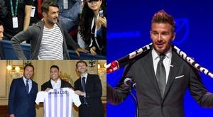 Ronaldo no foi o único ex-jogador a comprar um clube de futebol. BeSoccer