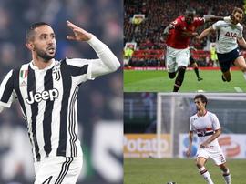 Los tres refuerzos que tantea el Milan. BeSoccer
