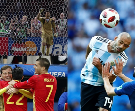 Les joueurs les plus capés en sélection. AFP
