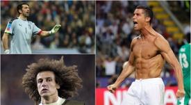 Buffon, David Luiz y Cristiano forman parte de este caro once. BeSoccer