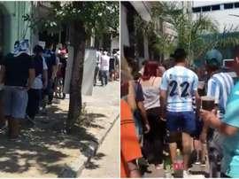 Fiebre argentina. BeSoccer