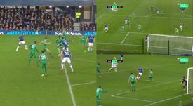 Walcott se coló en la fiesta del gol. Movistar+
