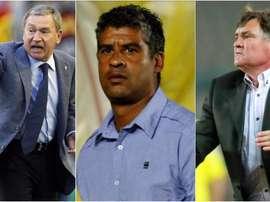 Clemente, Rijkaard y Camacho han dirigido a selecciones exóticos. BeSoccer