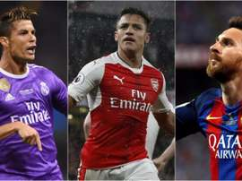 Ronaldo, Sanchez and Messi have all wad financial rpoblems in Spain. BeSoccer