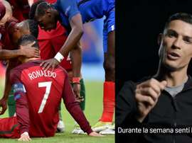 Ronaldo ha rivelato uno dei più grandi segreti della sua carriera. Collage/EFE/DAZN