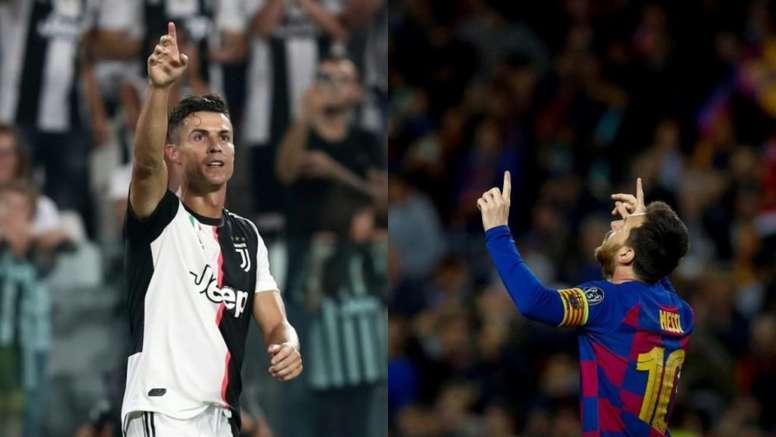 Cristiano chegou aos 56 hat-tricks. AFP/EFE