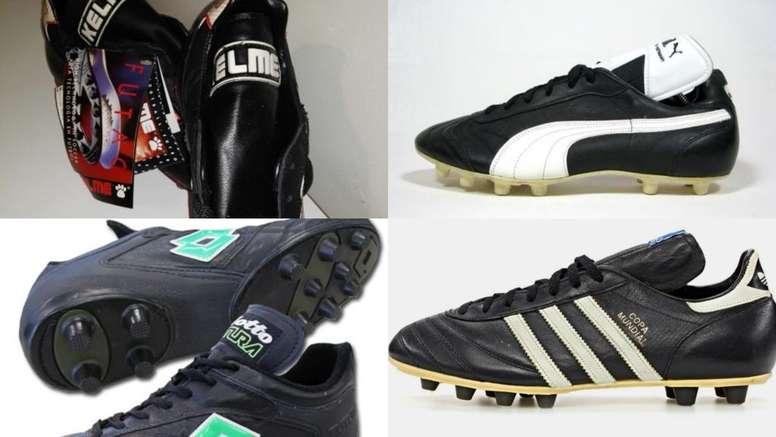 ¿Recuerdas estos cuatro míticos modelos de botas? BeSoccer