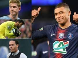 Os onze mais caros do mundo não tem Messi nem CR7. AFP