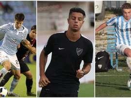Diego Alende, Mastour y Javi Ontiveros son tres los debutantes más jóvenes este curso. BeSoccer