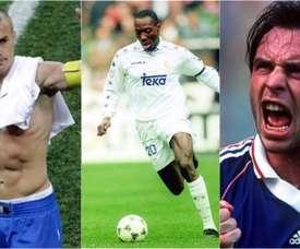 Fabio Cannavaro, Freddy Rincon y Alain Boghossian militaron en el Nápoles. BeSoccer