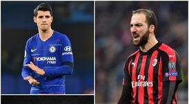 El Chelsea ya habría llegad a un acuerdo por Higuaín. EFE/AFP/BeSoccer